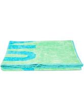 MOSCHINO | пляжное полотенце с логотипом Moschino | Clouty