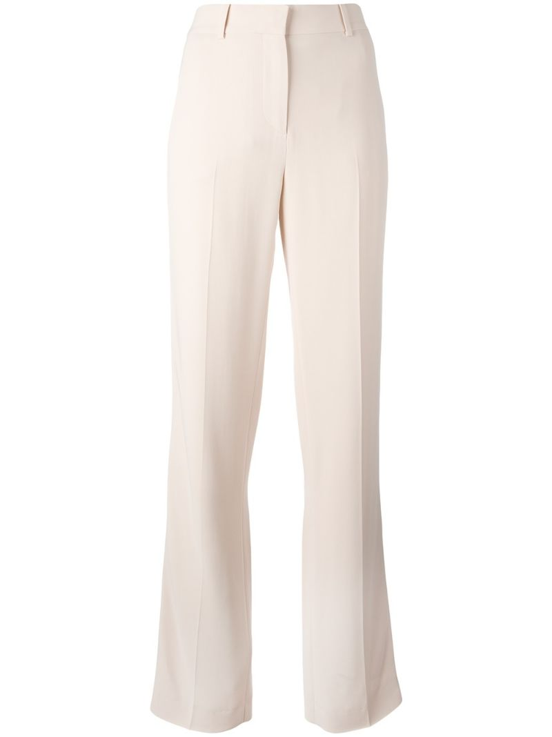 GIVENCHY | брюки с лампасами | Clouty