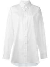 Maison Margiela | рубашка свободного кроя  Maison Margiela | Clouty