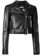 GIVENCHY | укороченная байкерская куртка Givenchy | Clouty