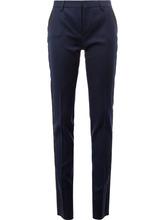 SAINT LAURENT | строгие брюки кроя слим Saint Laurent | Clouty