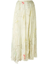 Forte Forte | длинная юбка с разрезом сбоку Forte Forte | Clouty