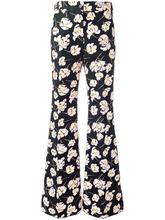 Rochas | брюки с цветочным узором Rochas | Clouty