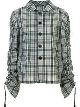 Maison Margiela   рубашка в клетку Maison Margiela   Clouty