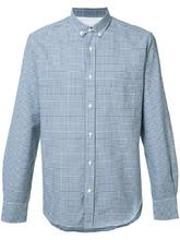 Officine Générale | рубашка в клетку Officine Generale | Clouty