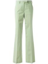 Etro | расклешенные брюки с высокой талией Etro | Clouty