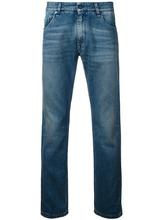FENDI   джинсы кроя слим   Clouty
