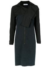 Mara Mac   detachable shrug dress Mara Mac   Clouty