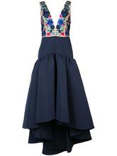Marchesa Notte | платье с цветочной вышивкой Marchesa Notte | Clouty