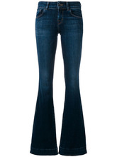 J Brand | слегка расклешенные джинсы J Brand | Clouty