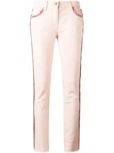 Etro | укороченные джинсы с ремешком  Etro | Clouty