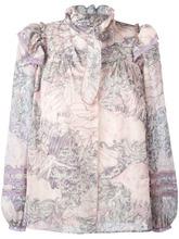 Marc Jacobs | блузка с оборками на воротнике Marc Jacobs | Clouty