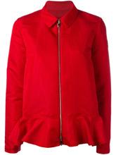 Moncler Gamme Rouge | пиджак на молнии Moncler Gamme Rouge | Clouty