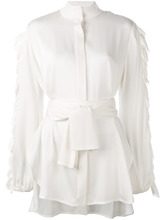 Ellery | рубашка 'Audacity' с поясом Ellery | Clouty