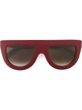 CÉLINE | солнцезащитные очки со сплошным ферхом  Celine Eyewear | Clouty