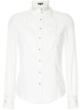 Loveless | рубашка с оборками на груди Loveless | Clouty