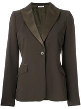 P.A.R.O.S.H. | пиджак с шелковыми лацканами P.A.R.O.S.H. | Clouty