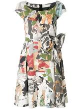 MOSCHINO | платье с принтом 'Fantasia' Moschino | Clouty