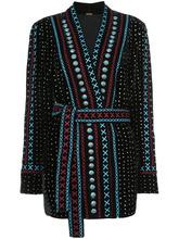 Dodo Bar Or | пиджак с завязками и вышивкой Dodo Bar Or | Clouty