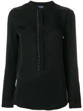 Armani Jeans | блузка с заклепками Armani Jeans | Clouty
