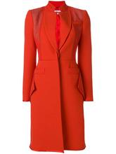 GIVENCHY | пальто с оборкой по краю  Givenchy | Clouty