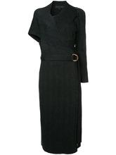 Proenza Schouler | платье с запахом и поясом  Proenza Schouler | Clouty