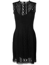 Ermanno Scervino | приталенное платье с вышивкой Ermanno Scervino | Clouty