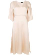 Theory | вечернее платье с V-образным вырезом Theory | Clouty