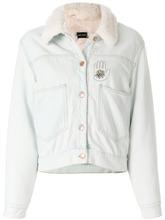 Isabel Marant | укороченная джинсовая куртка Isabel Marant | Clouty