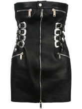 DSQUARED2 | buckle and zip tube dress Dsquared2 | Clouty