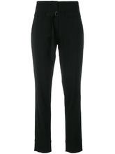 Isabel Benenato | брюки с завышенной талией с поясом Isabel Benenato | Clouty