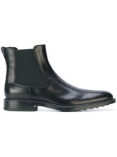 Tod's   классические ботинки Челси   Clouty