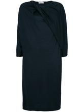 Chalayan | платье с драпировкой на вороте  Chalayan | Clouty
