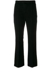 Isabel Marant   укороченные брюки со стразами 'Philea' Isabel Marant   Clouty