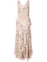 Zimmermann | платье на бретелях 'Maples Whisper' Zimmermann | Clouty