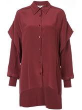 Diane Von Furstenberg | блузка с оборками  Dvf Diane Von Furstenberg | Clouty
