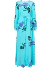 Diane Von Furstenberg   платье с цветочным принтом Dvf Diane Von Furstenberg   Clouty