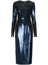 Diane Von Furstenberg   платье с пайетками Dvf Diane Von Furstenberg   Clouty