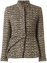 LANVIN | твидовый приталенный пиджак  Lanvin | Clouty