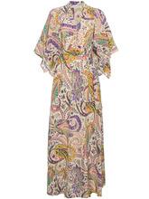 Etro | платье с цветочным принтом Etro | Clouty