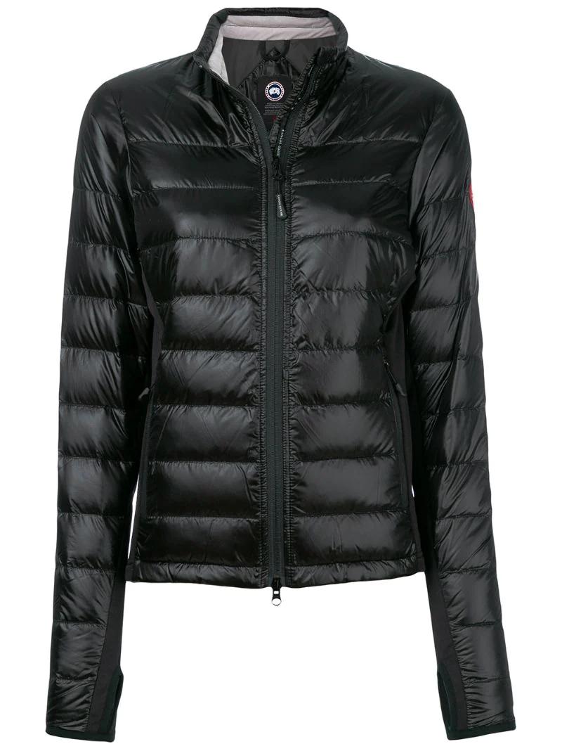CANADA GOOSE | Чёрный легкая куртка-пуховик Canada Goose | Clouty
