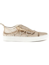 DSQUARED2 | mesh panelled sneakers Dsquared2 | Clouty