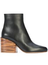 Gabriela Hearst | ботильоны на каблуках-столбиках Gabriela Hearst | Clouty