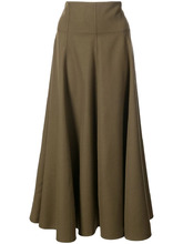 JOSEPH | длинная расклешенная юбка Joseph | Clouty