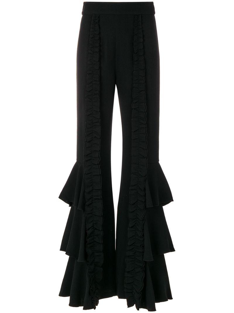Alexis | Чёрный брюки 'Carine' Alexis | Clouty
