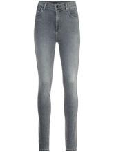 J Brand   джинсы скинни с завышенной талией J Brand   Clouty