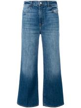 J Brand | укороченные расклешенные джинсы J Brand | Clouty