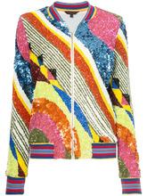 Manish Arora | куртка-бомбер с узором Manish Arora | Clouty