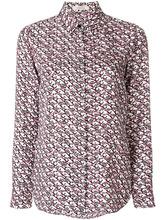 Dorothee Schumacher | рубашка с принтом глаз | Clouty