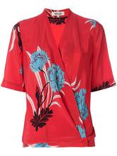 Diane Von Furstenberg | блузка с запахом Dvf Diane Von Furstenberg | Clouty